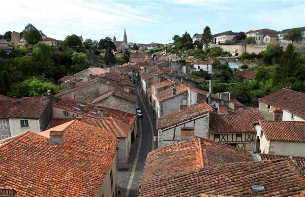 Calle de la Vaux-St-Jacques
