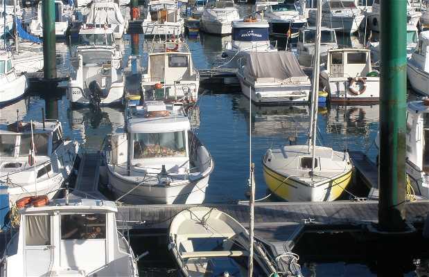 Port de Fuenterrabía