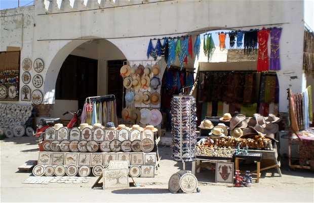 Centro de Artesanía de El Jem
