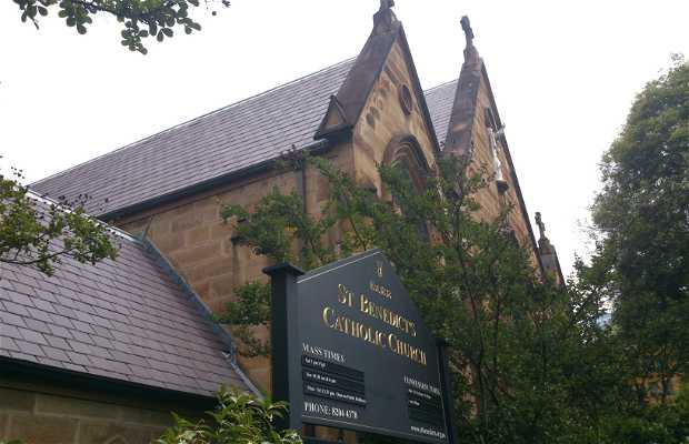 St Benedict Catholic church