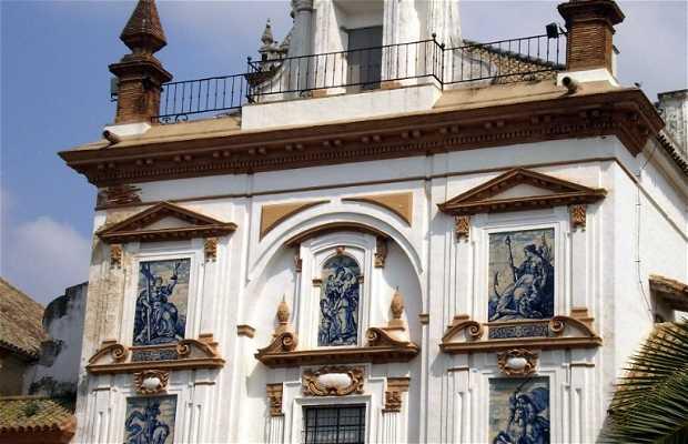 Chiesa della Caridad a Siviglia