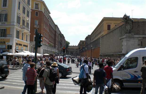 Piazza di Risorgimento