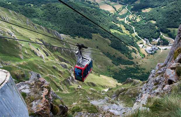 Teleférico de Fuente Dé (Cable Car)