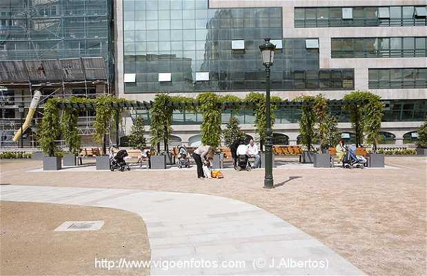 Parque Plaza de Portugal