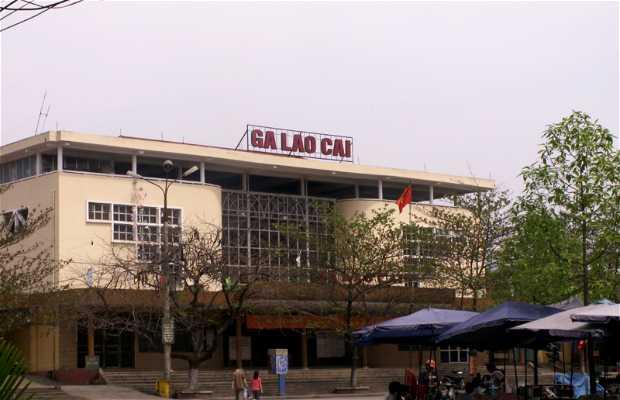 Lao Cai Station