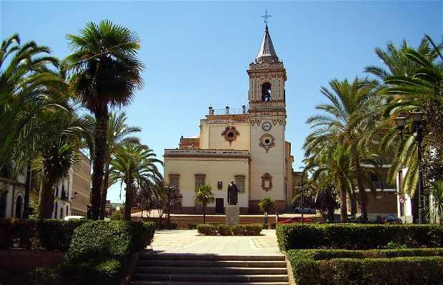 Chiesa di San Pedro, Huelva