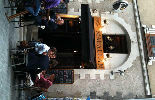 Bar Le Macallan