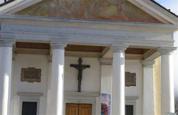 Chiesa del Cristo di Valcalda