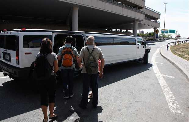 Servicio Limousine desde aeropuerto
