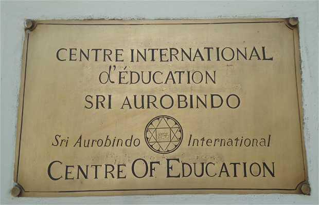 Ashram do Sr. Aurobindo e Auroville