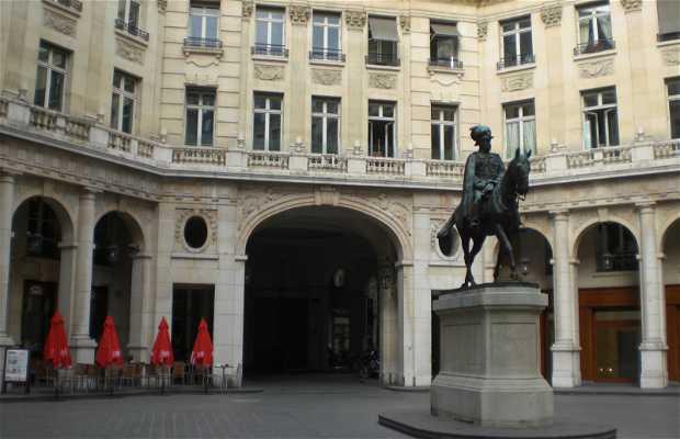 Plaza Edouard VII