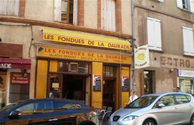 Les fondues de la Daurade de Toulouse