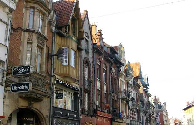 Rue d'Arras