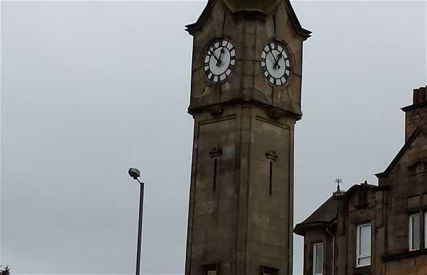 Bridge Clock Tower