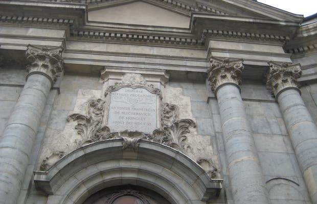 Capilla Notre Dame