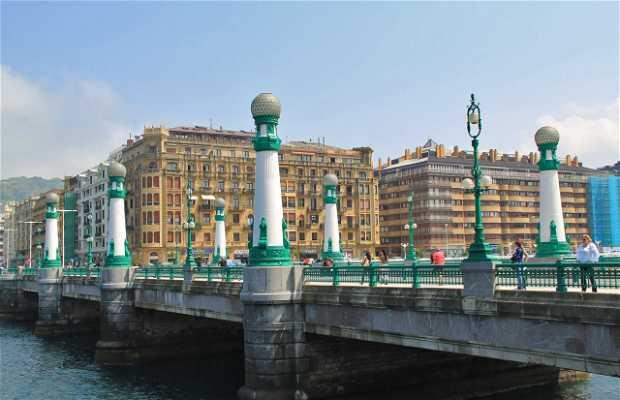Puente de Zurriola