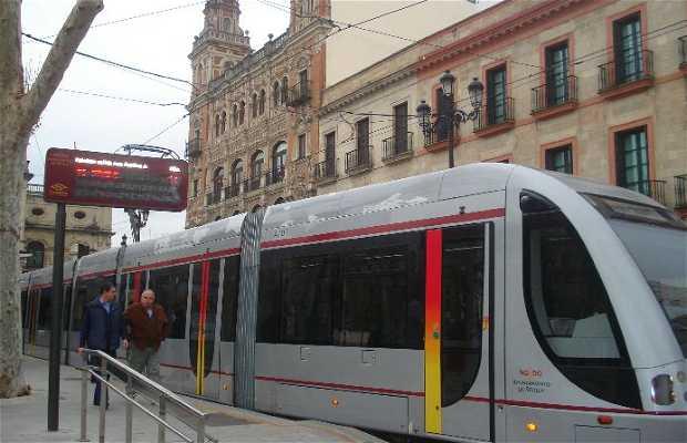 Metrocentro-Tranvía