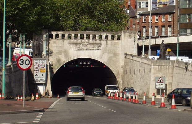 Queensway Tunnel