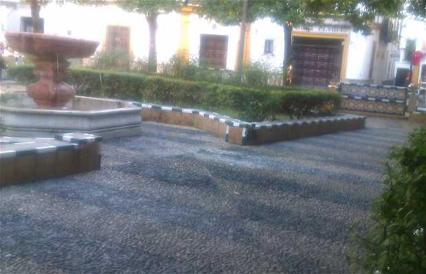Doña Elvira square
