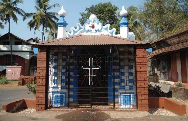 Les chapelles de rue à Magdaon