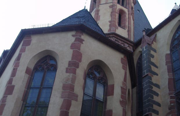 Sankt Leonhardskirche