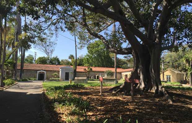 Cementerio de la Mission