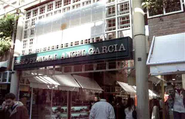 Pasaje Peatonal Ángel García