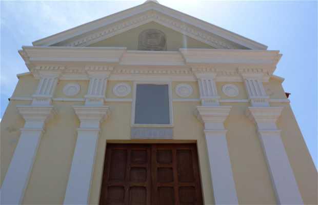 Templo Bautismal Rafael Urdaneta
