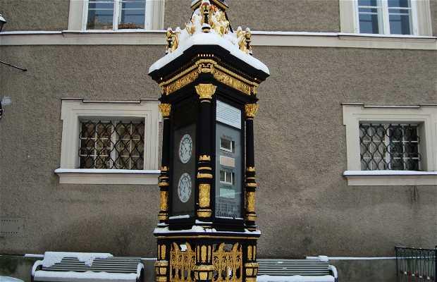 Estación Meteorológica de Residenzplatz