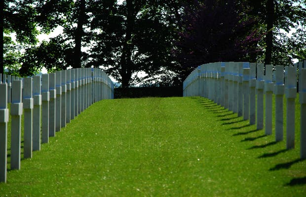 Oise-Aisne American cemetery