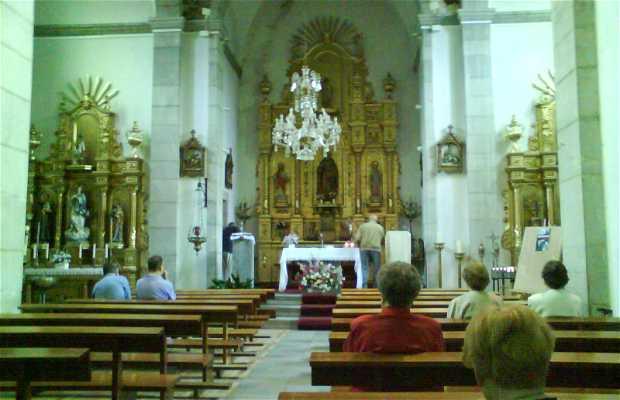 Iglesia Parroquial de Cremenes