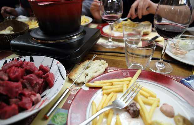 Restaurant Moli del Peano