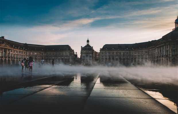 Lo Specchio d'acqua di Bordeaux