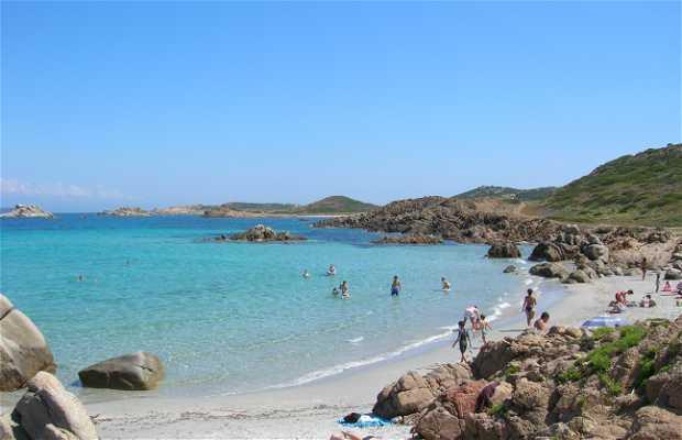 Spiaggia Baia Trinita