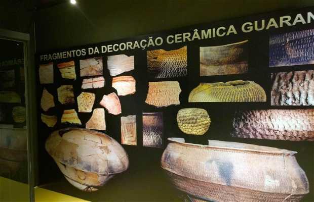 Muarq - museu de arqueologia da ufms