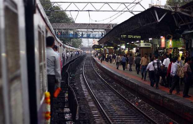 Viajar en Trenes Urbanos