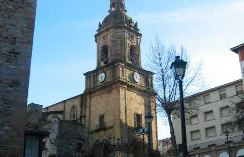 Basilic of Santa María