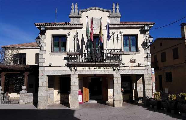 Ayuntamiento de Puebla de la sierra
