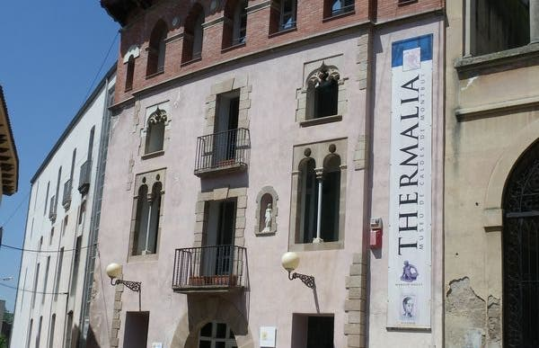 Thermalia Caldes de Montbui Museum