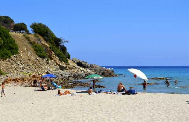 Playa de Fautea