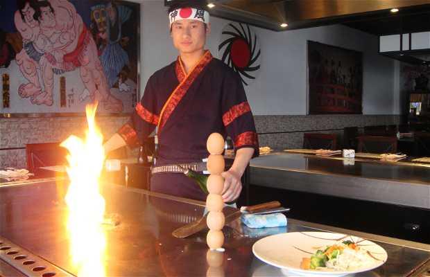 Restaurante japones sakura