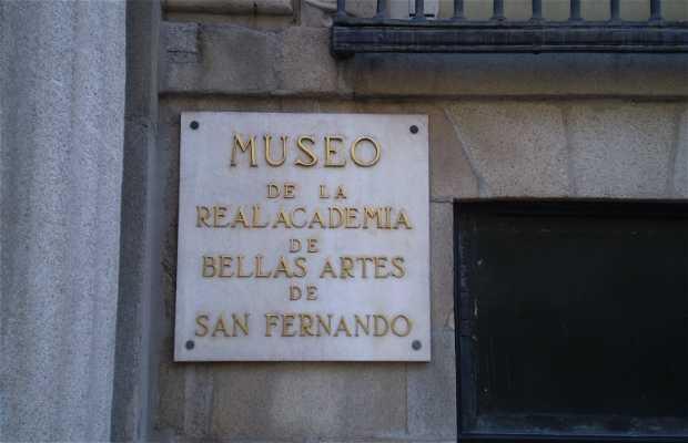 St. Fernando Royal Academy of Fine Arts (Museo de la Real Academia de Bellas Artes de San Fernando)