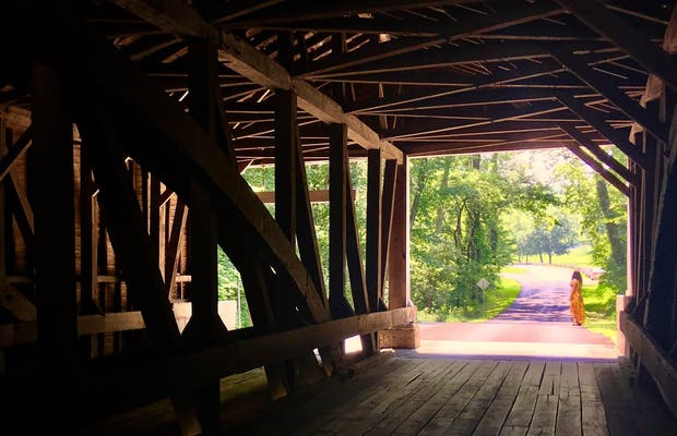 Brown County Covered Bridge
