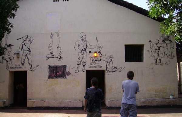 """Museo """"Cárcel de la 21"""""""
