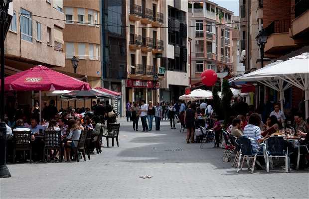 Tejares street
