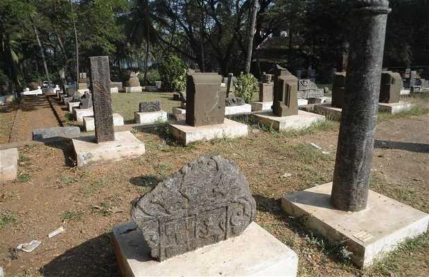Ruinas de Old Goa