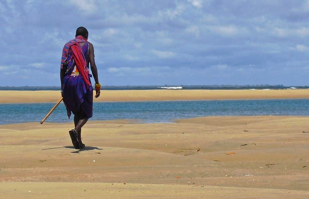 Playas de Lamu