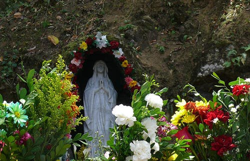 Sanctuaire de la Vierge de Betania