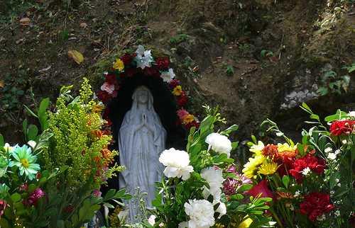 Santuario de la VIrgen de Betania