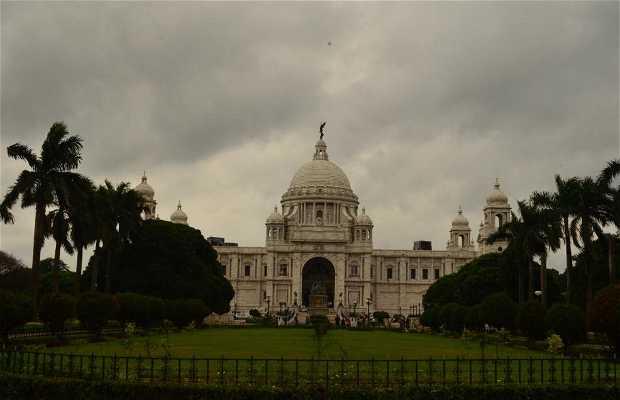 Victoria Memorial di Calcutta